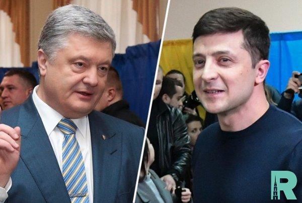 Зеленский на дебаты с Порошенко позвал Тимошенко