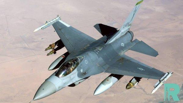 В Нидерландах истребитель F-16 сам себя подстрелил