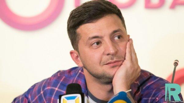 Зеленский озвучил планы как прекратить войну на Донбассе