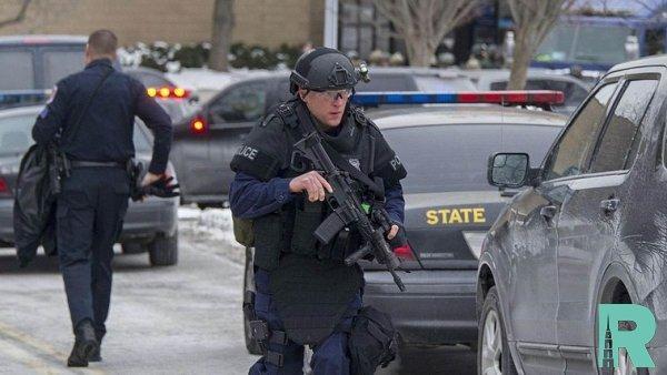 В Канаде в церкви мужчина открыл стрельбу из винтовки