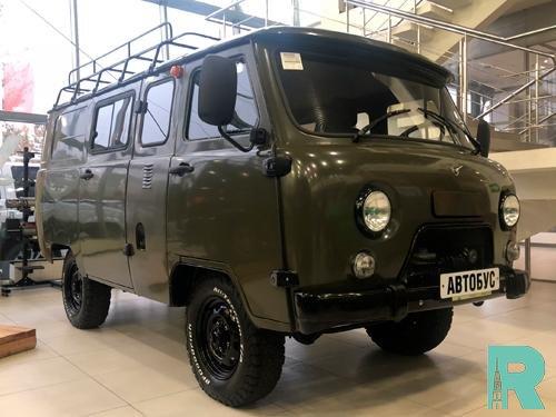 Дан старт продажам нового УАЗ «Буханка»