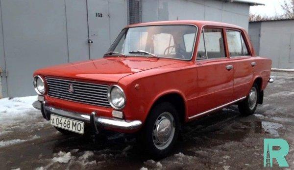 """Легендарный ВАЗ-2101 """"копейка"""" празднует 49-летие"""