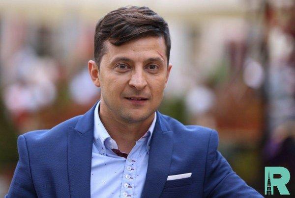 В Украине подали иск о снятии Зеленского с выборов