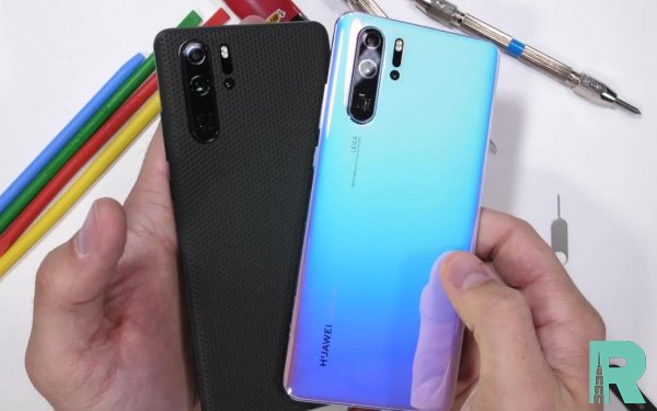 Озвучены недостатки и преимущества смартфона Huawei P30 Pro