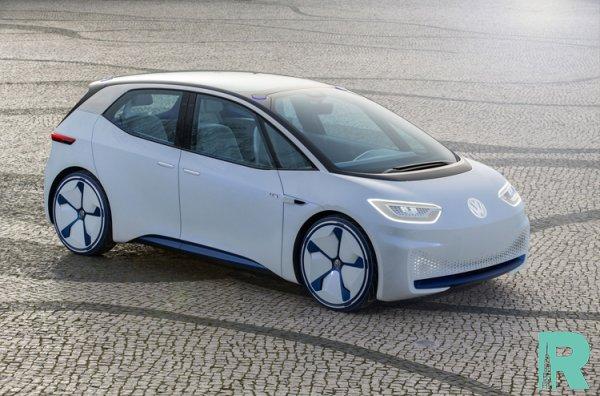 В Volkswagen объявили когда начнут продавать электрокары ID1
