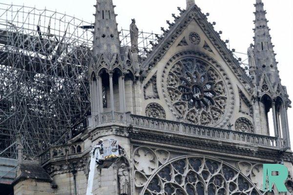 Голландцы предлагают восстановление Нотр-Дам при помощи 3D-принтера