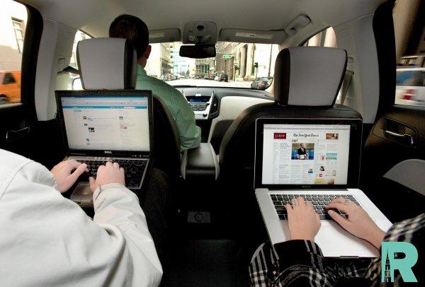 В России разработана система бесперебойной работы Интернета в автомобилях