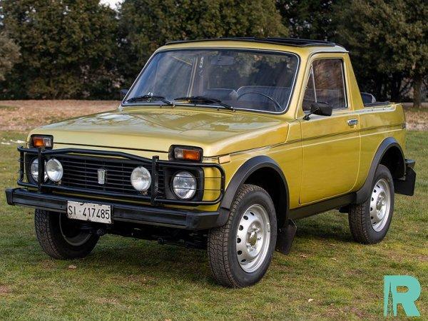 В Италии выставлен на продажу кабриолет «Лада Нива» за 4000 евро
