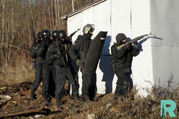 Под Владимиром ликвидированы боевики планировавшие теракт
