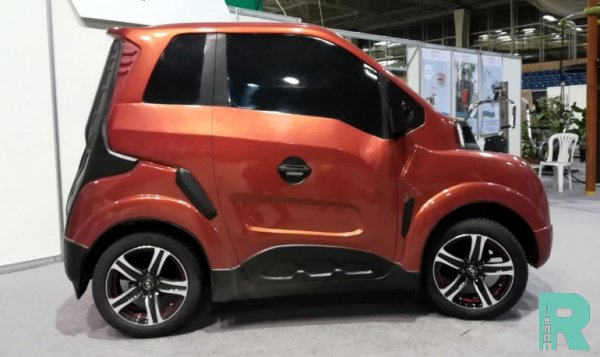 Озвучена цена на новый российский электромобиль Zetta