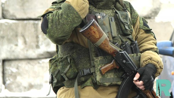 В ДНР взяли в плен заблудившихся украинских военных