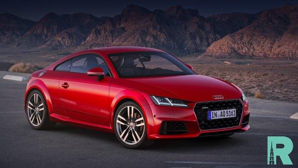 Audi проведет замену спорткара TT электрокаром