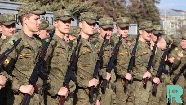 """В российской армии появилась новая должность - """"главный сержант"""""""
