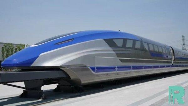 Китай продемонстрировал самый быстрый в мире поезд