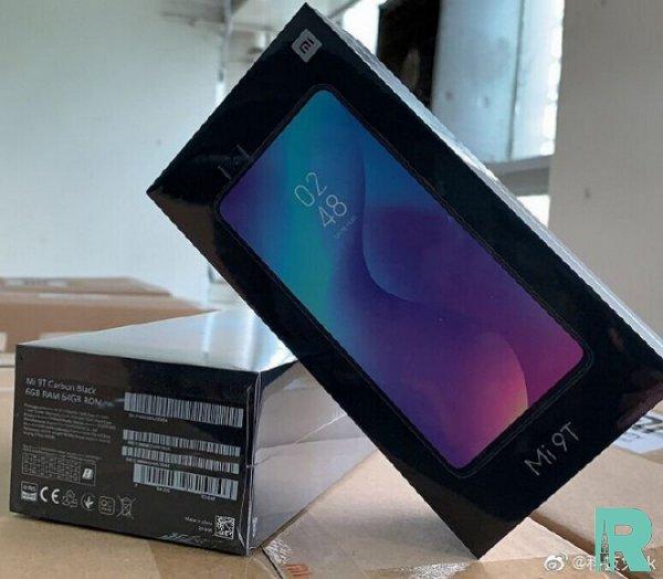 """Опубликованы """"живые"""" фотографии смартфона Xiaomi Mi 9T"""