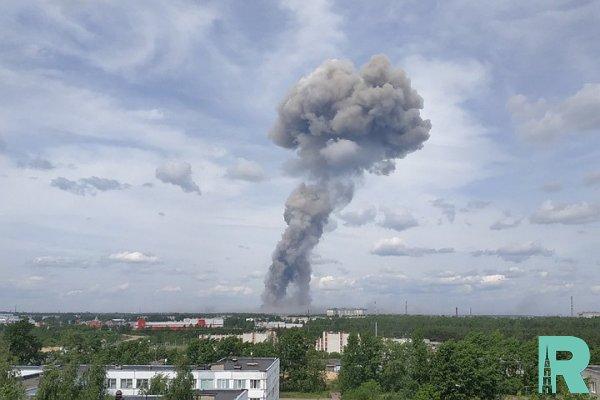 27 человек пострадали из-за взрывов на заводе в Дзержинске
