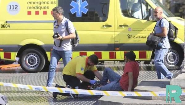 В Испании из-за ДТП с автобусом пострадало 20 человек