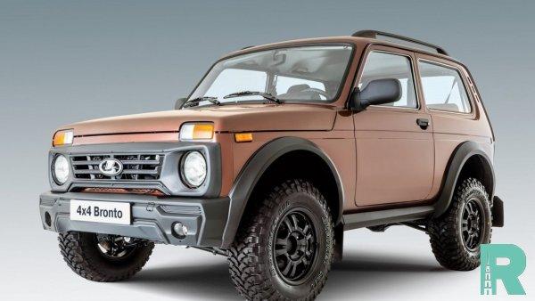 """В """"АвтоВАЗе"""" подтвердили начало работы над новым поколением Lada 4x4"""
