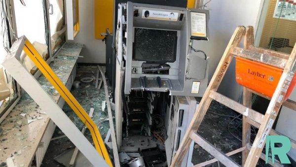 В Германии в 2018 году из банкоматов украли 18 млн евро