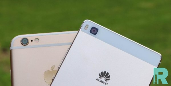 Смартфоны Huawei и Apple названы как самые надежные