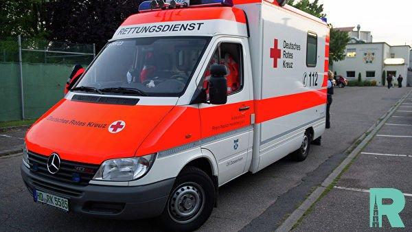 В Германии 20 детей пострадали в ДТП со школьным автобусом