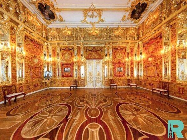 В Польше заявили где может находится Янтарная комната