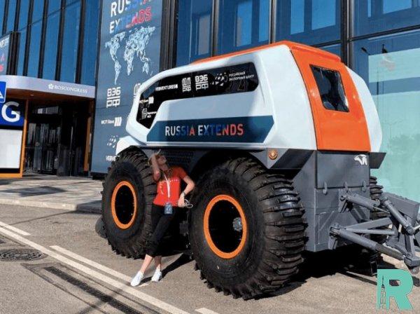 Полярный вездеход с искусственным интеллектом создан российскими инженерами