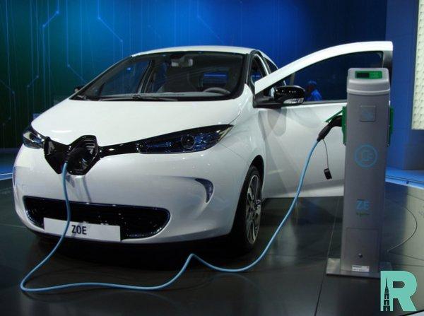 Renault планирует наладить в России производство электрокаров