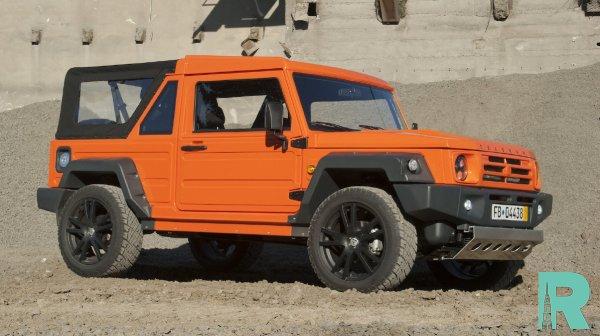 Дан старт продажам нового внедорожника «Сталкер» на базе LADA 4x4