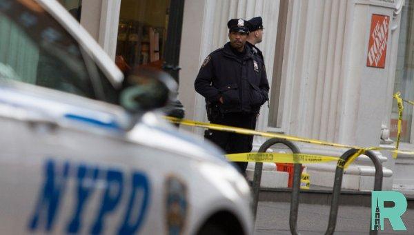 Из-за стрельбы в Нью-Йорке ранены не менее семи человек