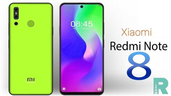 Xiaomi ведет подготовку к предстоящему выходу Redmi Note 8