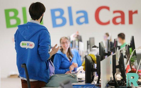 В Госдуму направлено предложение о блокировке BlaBlaCar