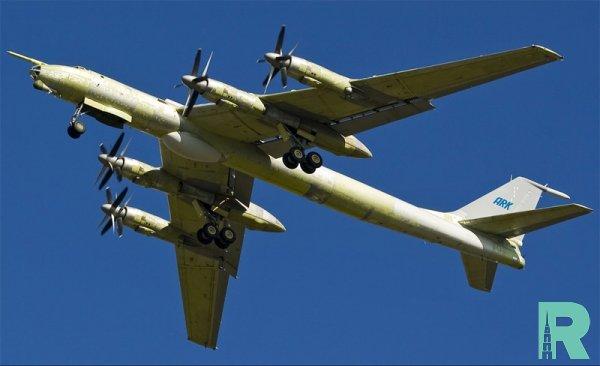 Российскими противолодочными самолетами совершен облет Канады и Аляски