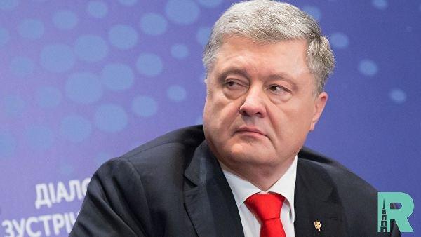 Порошенко ночью вернулся в Украину