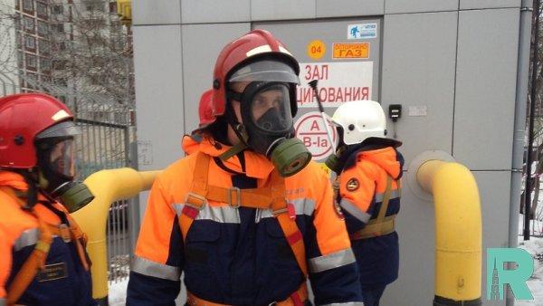 Взрыв газа произошел в Москве в одном из жилых домов