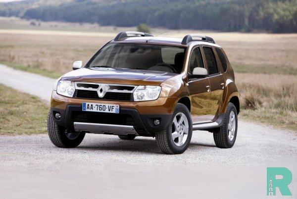 400 тысяч кроссоверов Renault Duster продано в России