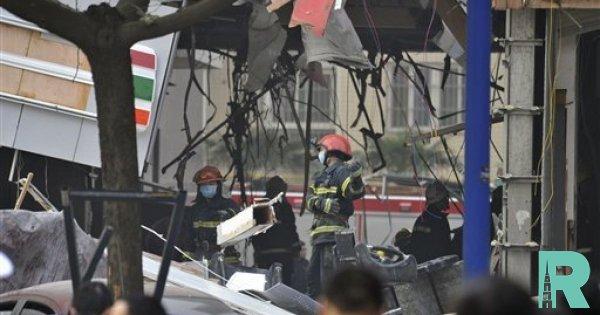В Китае из-за взрыва в ресторане погибло 4 человека