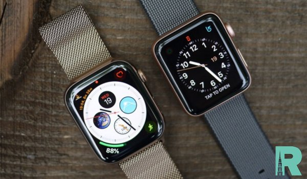 В новых Apple Watch 5 будет корпус из керамики и титана