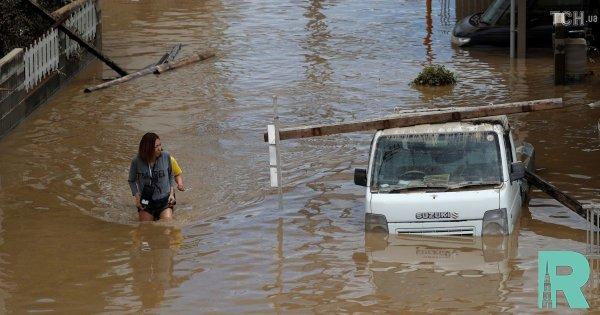 Из-за ливней в Японии власти эвакуировали 700 тысяч людей