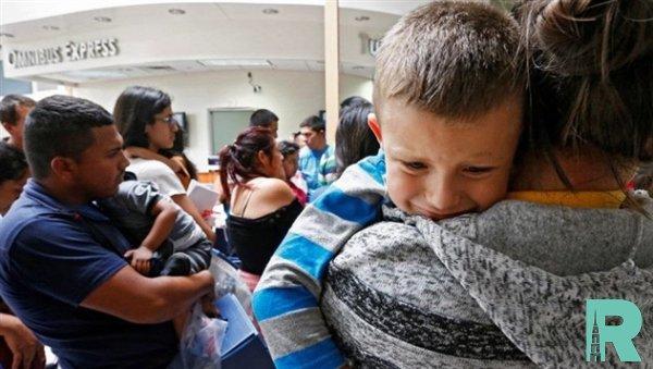 В США в центрах содержания мигрантов вспыхнула эпидемия свинки