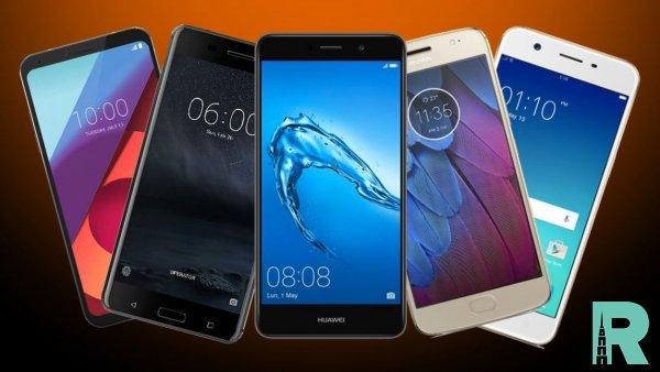 Эксперты назвали самые продаваемые в первом полугодии смартфоны