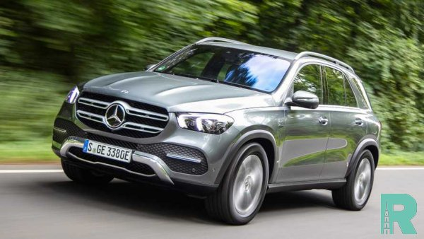 Mercedes-Benz презентовал гибридные варианты GLE и GLC
