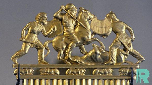 Музеями Крыма по скифскому золоту суду предоставлены новые доказательства