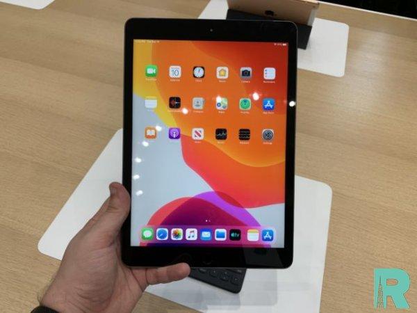 Компания Apple презентовала новый iPad