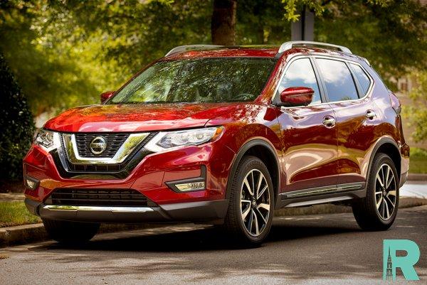 Из-за самопроизвольно тормозящего Nissan Rogue возникло 14 аварий