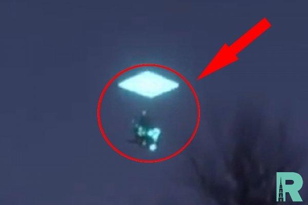 Видео с НЛО признали подлинными в ВМС США