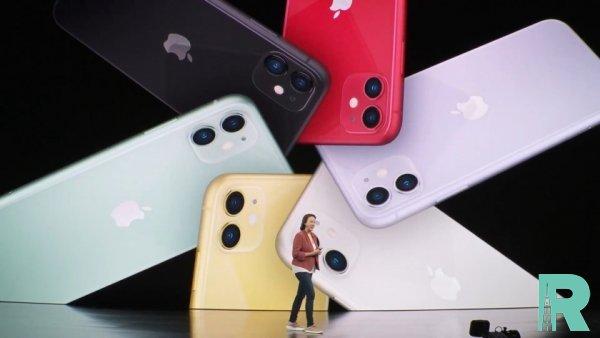 В России дан старт предзаказам на новые iPhone 11