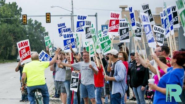 В США начали забастовку более 49 тысяч работников General Motors