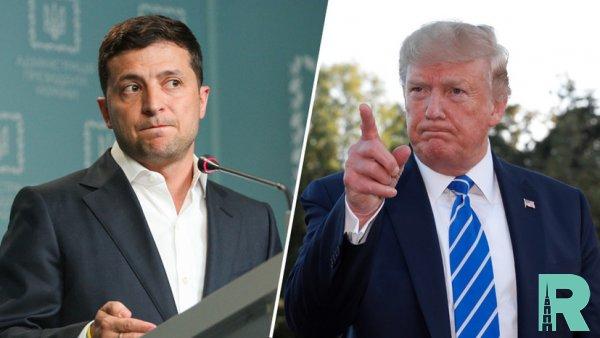 Американская разведка обеспокоена разговором Трампа и Зеленского
