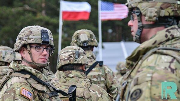Дуда дал оценку размещению в Польше американских военных